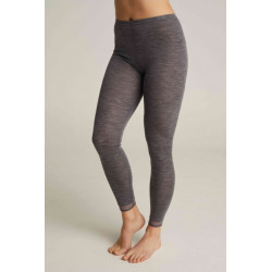 Femilet Juliana 100% Merino Wool Leggins FN1590-050 Grey Melange