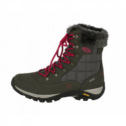 Breutting Himalaya Boots w. WIBRAM Soles Antrazit/Pink