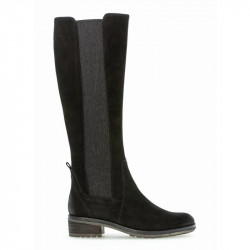 Gabor Long Boots Nubuk  51.614.17 Black