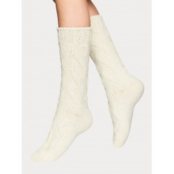 Vogue Socks Cuddle Alpaca Sock Off-White