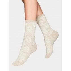 Vogue Dora Wool Sock Light Beige