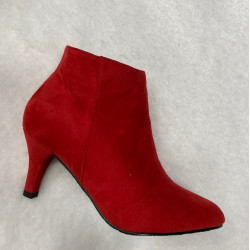 Duffy Short Boots 97-85601 Red