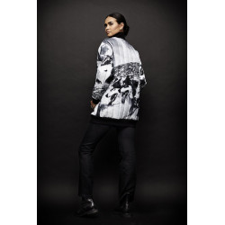 Isaksen Design Jacket Snowhite White