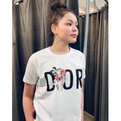 Dr. Fake T-shirt LLAMA White