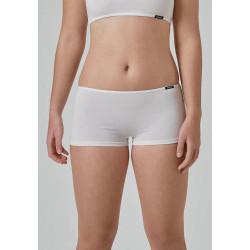 Skiny Boyleg Shorts - Cotton Essentials Women White