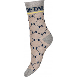 HYPEtheDETAIL Sock 21463-759029 Sand/Gold