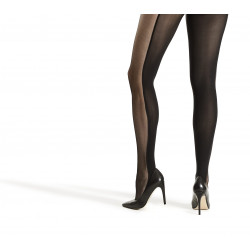 Decoy Tights Fashion 16949-1100 30/50den Black