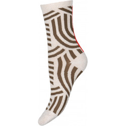 Decoy Ankel Sock Glitter 21467-9038 Sand/Army
