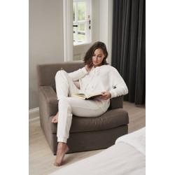 Missya Comfy Shirt Ls. Ivory