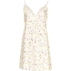 Missya Smilla Strap Dress Ivory w. Print