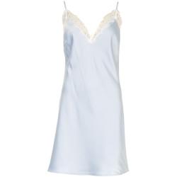 Missya Smilla Strap Dress Chambray Blue