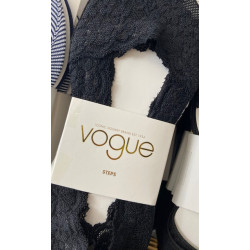 Vogue Steps Lace 2-Pack VG-02-96315-1210 Black/Grey