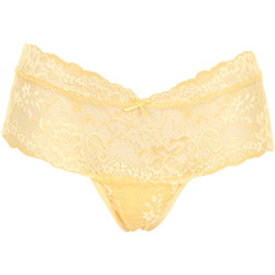 Missya Nicole String Flax Yellow