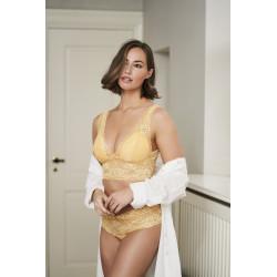 Missya Nicole Bra Top Flax Yellow