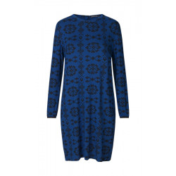 Isaksen Design Christina Avittat Dress Blue