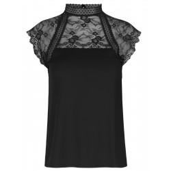 Rosemunde Top 4899-010 Black