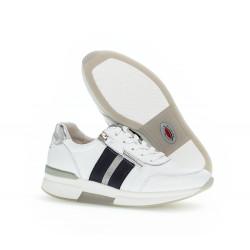 Gabor Sneakers 66.928.50 Chevron White