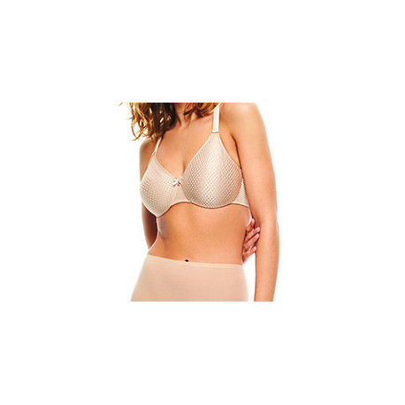 Chantelle C Magnifique Sexy moulded  Bra Full Cup C14110 0L6 Pink Skin