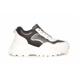 Duffy Sneakers 97-09113 White/Black