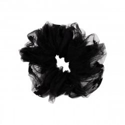 Pico Clover Scrunchie SC88 Black