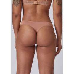 SKINY Every Day In Bamboo 080586 Thong Bronze