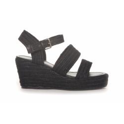 Duffy Sandal 97-20291 Black
