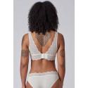 Skiny Lace Soft Bra 080582 Ivory
