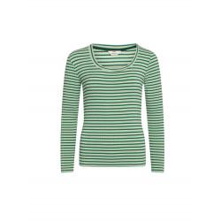 Mads Nørgaard 5x5 Stripe Tinilla Multi Pastel Green