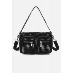 Noella Celina Bag Pocket Studs Black