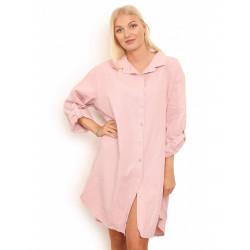 Copenhagen Lux 1151 Skjorte Kjole Rose