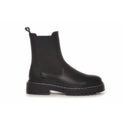 Duffy Short Boots 71-10502 Black