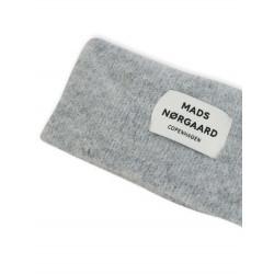 Mads Nørgaard Winter Soft Ashley Headband Light Grey Melange