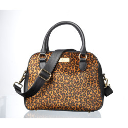 Rosemunde Bag B0285-9482 Leopard/Gold