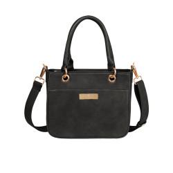 Rosemunde Bag B0311-6050 Medium Black/Gold