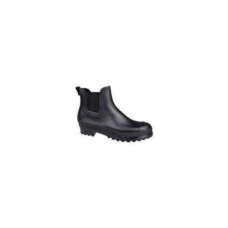 LBDK Rubberboots Black/Black