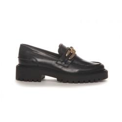 Duffy Shoes 49-13392 Black
