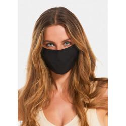 Magic Body Fashion Face Mask Black