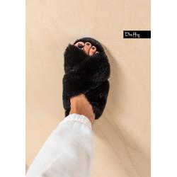 Duffy Slip In 86-33303 Black