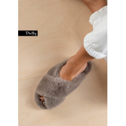 Duffy Slip In 86-33303 Taupe