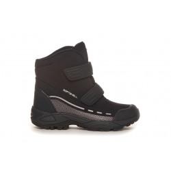 Duffy Boots Short 43-01903 Black