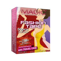 Magic Body Fashion Tape Clear