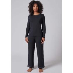 SKINY Pyjama 080572 Every Night In Skiny 04 Black