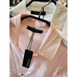 Mongul Ossy Shirt White