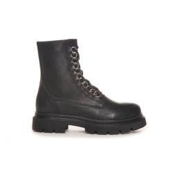 Duffy Short Boots 75-65004 Black