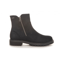Duffy Short  Boots 87-12350 Black