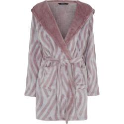 Decoy Short Robe w. Hood 88095 9514 Rose