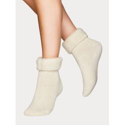 Vogue Socks Softies Home Sock Off White